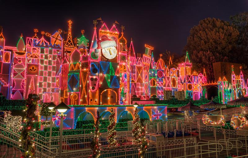Christmas Time Disneyland