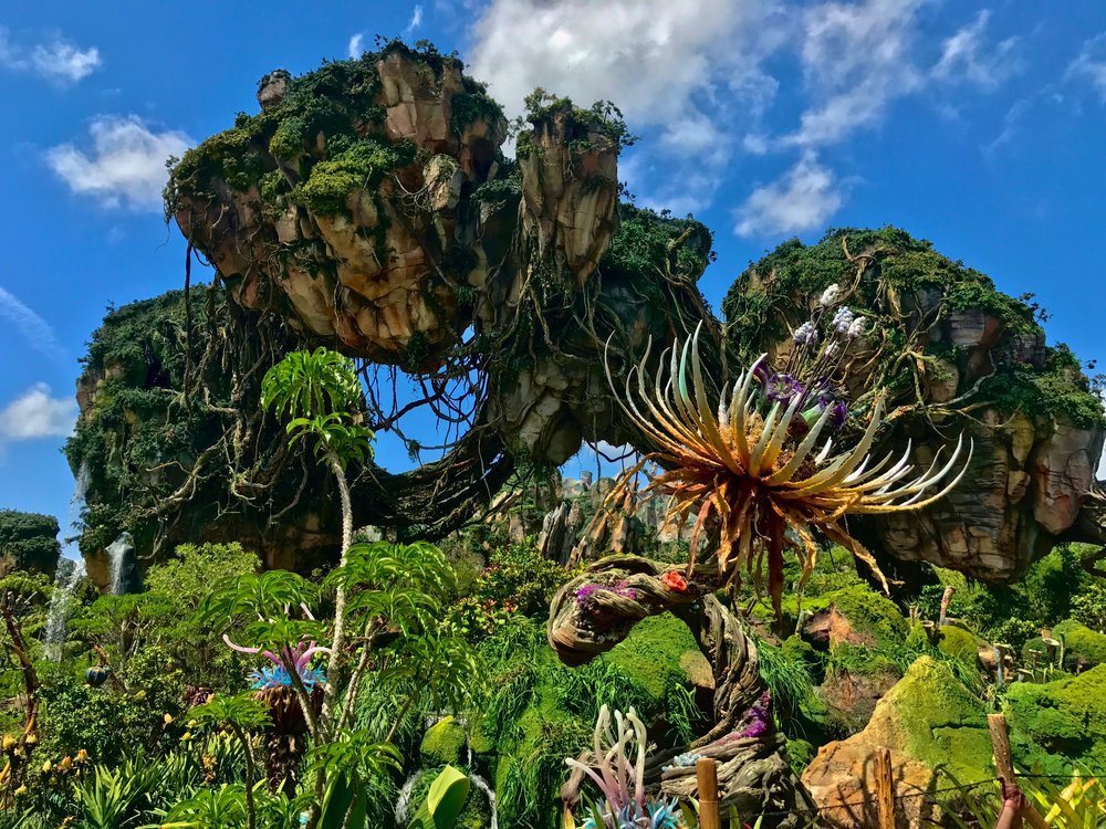 Upon Entering The Land Cast Members Will Bid You Farewell And A Safe Journey As Head To Pandora Leaving Earth Behind Experience One Of Most