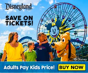 Adults pay Kids Prices Disneyland