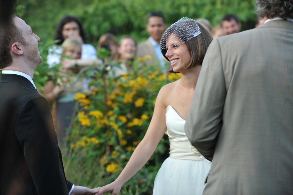 18 Garfield Park Conservatory Wedding Sweetchic Peter Coombs ceremony