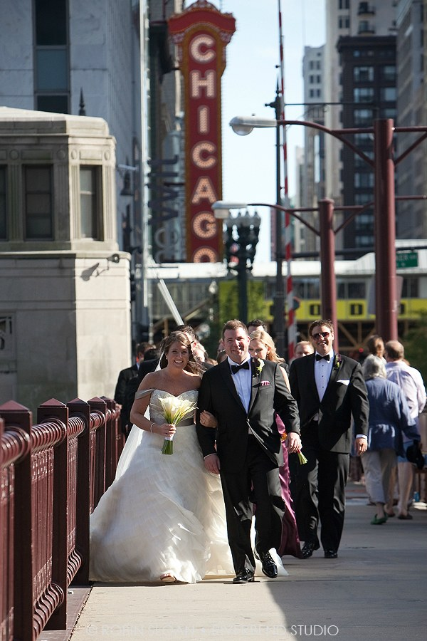 13 Jen.Aaron Trump Towers Ballroom Chicago Wedding Robin Sloan Riverbend Studio Sweetchic Events