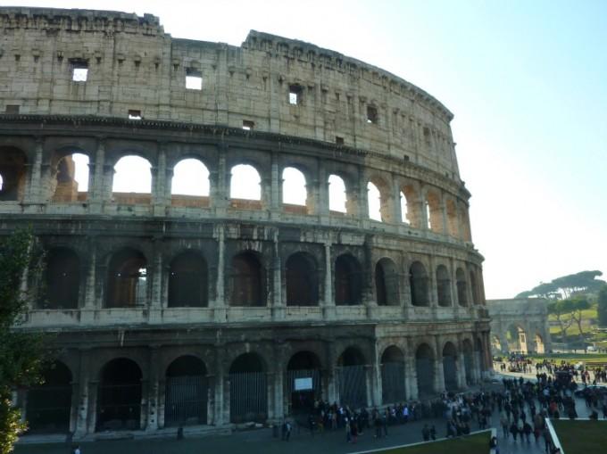 1 Rome Colosseum