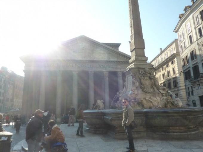 25 Rome Pantheon