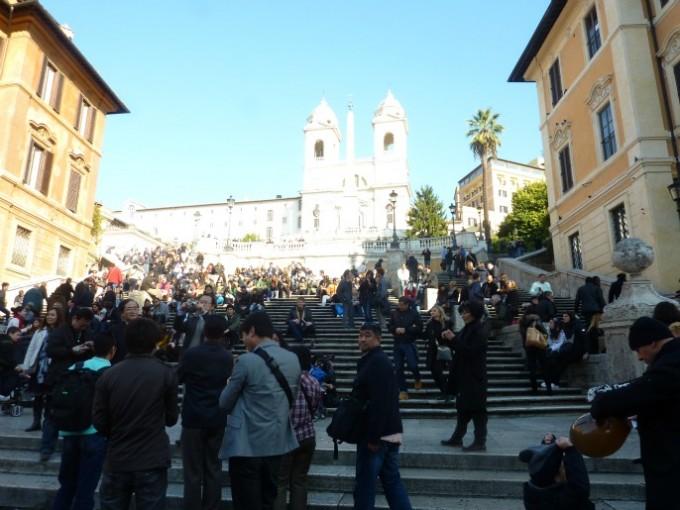 27 Rome Spanish Steps