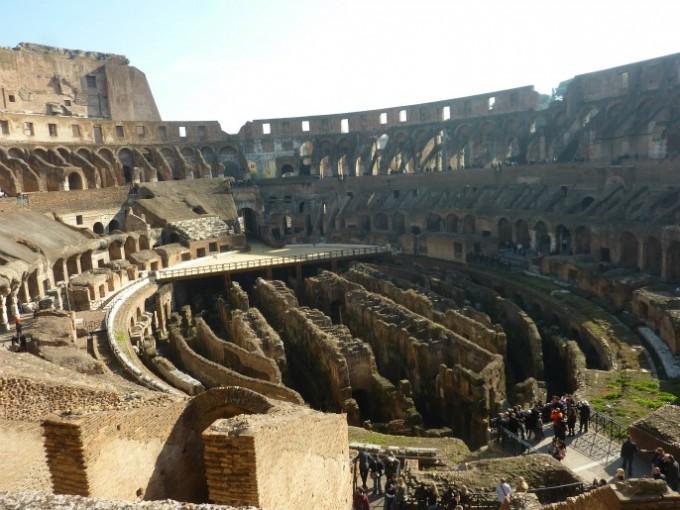 3 Rome Colosseum