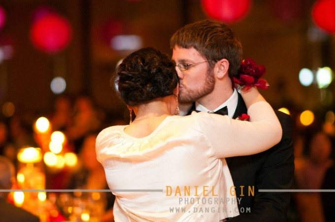 2 Morton Arboretum wedding Dan Gin photography Sweetchic Events first dance 2