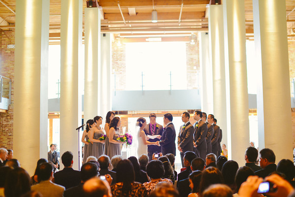 12. Karen.Boris.River East Art Center. Fragola Productions. Sweetchic Events. Ceremony.