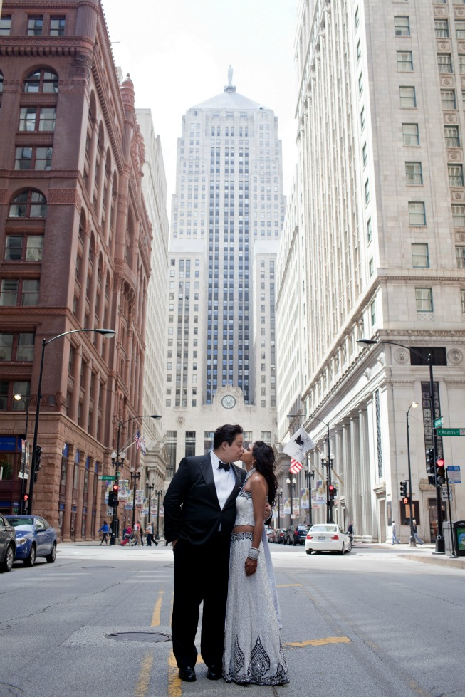 Chicago Cultural Center. Chinese Indian Wedding. Sweetchic Events. Adam Novak Photography