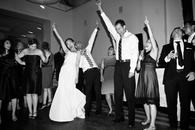 Chicago Illuminating Company. David Wittig Photography. Sweetchic Events. Wedding Reception. Dancing