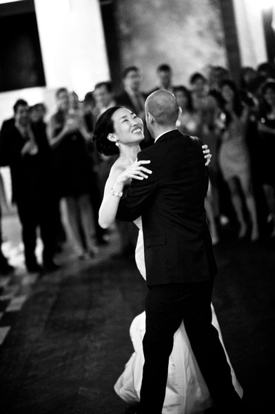 Chicago Illuminating Company. David Wittig Photography. Sweetchic Events. Wedding Reception. First Dance.