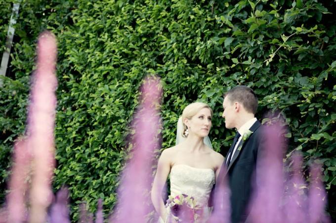 Chicago Millennium Park wedding photos