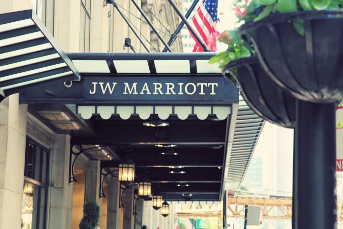 2. Rookery Wedding. Kevin Le Photography. Sweetchic Events. JW Marriott