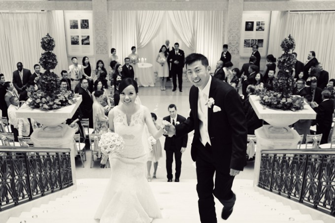 33. Rookery Wedding. Kevin Le Photography. Sweetchic Events. Recessional.