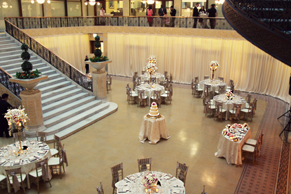 40. Rookery Wedding. Kevin Le Photography. Sweetchic Events. Classic and Elegant Rookery Reception.