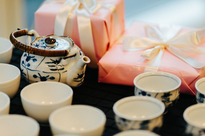 69. Trump Tower Wedding. Pen Carlson Photography. Sweetchic Events. Korean and Indonesian Tea Ceremony.
