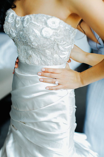 8. Trump Tower Wedding. Pen Carlson Photography. Sweetchic Events. Brides Dress.