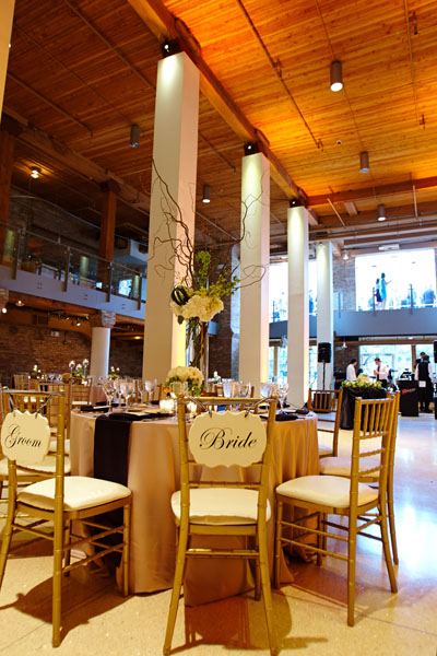 50. River East Art Center Wedding. Dennis Lee Photography. Sweetchic Events.