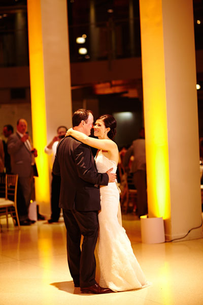 62. River East Art Center Wedding. Dennis Lee Photography. Sweetchic Events. First Dance.
