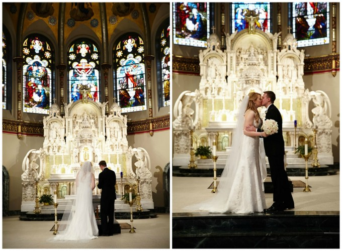 16. Germania Place Wedding. Dennis Lee Photography. Sweetchic Events. St. Vincent DePaul Ceremony.