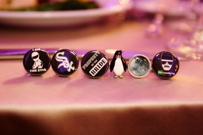 40. Germania Place Wedding. Dennis Lee Photography. Sweetchic Events. Black and White Cuff Links. Daft Punk. White Sox. Penguin. Breaking Bad.