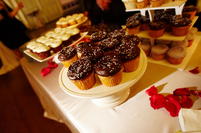 49. Germania Place Wedding. Dennis Lee Photography. Sweetchic Events.Sweet Mandy B's Cupcake Table.