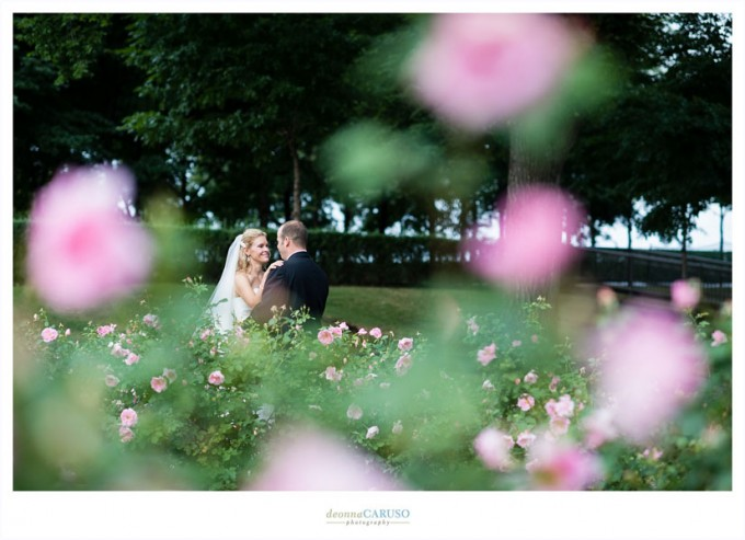11. Blackstone Hotel Wedding. Deonna Caruso Photography. Sweetchic Events. Bride and Groom. Tiffany Garden.