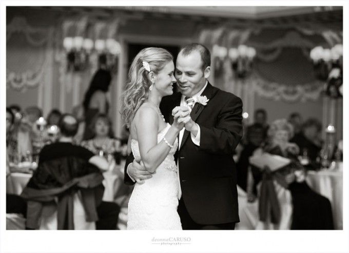 42. Blackstone Hotel Wedding. Deonna Caruso Photography. Sweetchic Events. First Dance.