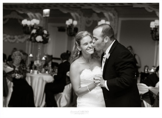 44. Blackstone Hotel Wedding. Deonna Caruso Photography. Sweetchic Events. First Dance.