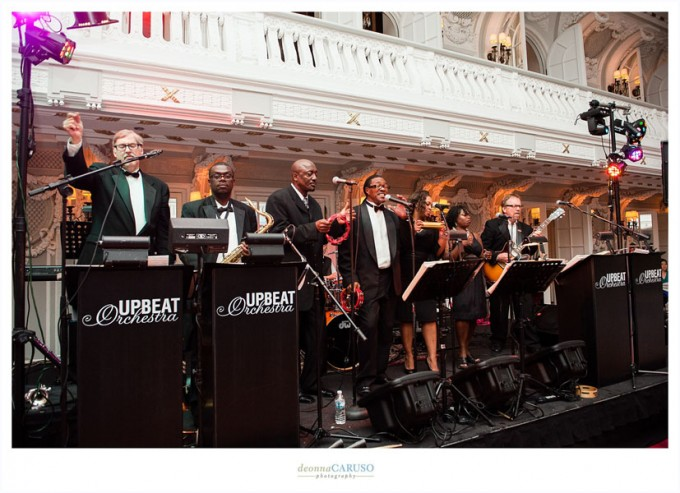 49. Blackstone Hotel Wedding. Deonna Caruso Photography. Sweetchic Events. Upbeat Orchestra.