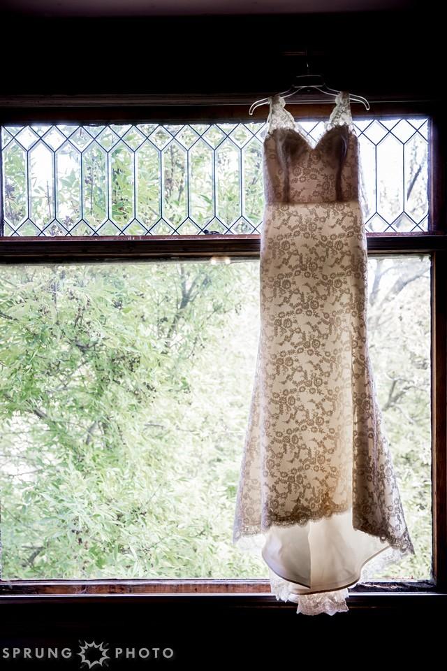 1. Art Deco Wedding. Kitchen Chicago. Victoria Sprung Photography. Sweetchic Events. Vintage Wedding Dress.