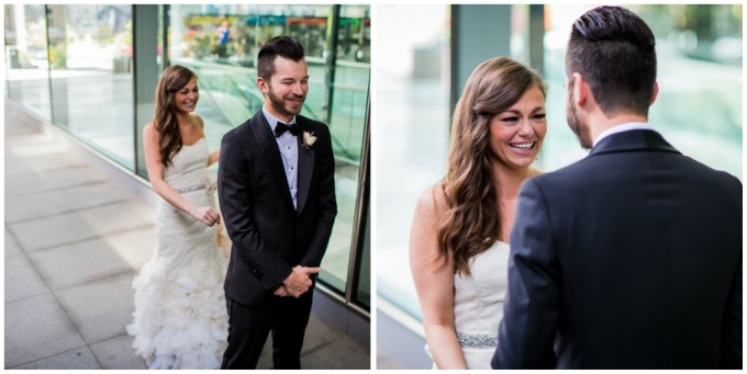 10. Union Station Wedding. Steve Koo Photography. Sweetchic Events. First Look.