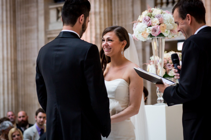 27. Union Station Wedding. Steve Koo Photography. Sweetchic Events. Ceremony
