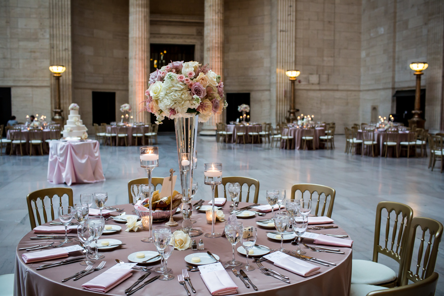 Magen Rafs Union Station Wedding Part 2 Sweetchic Events Inc