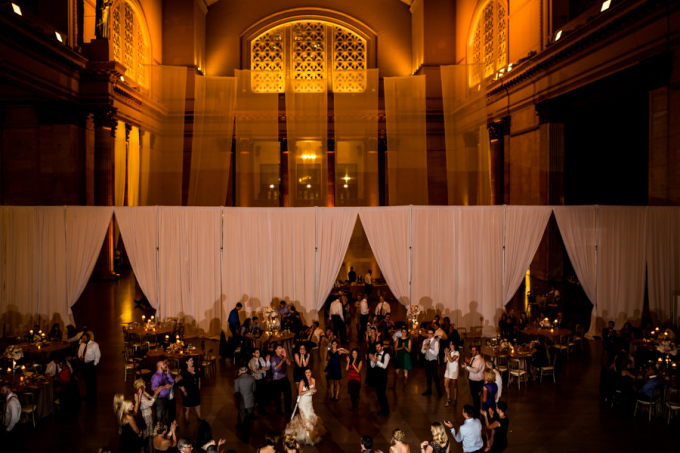 41. Union Station Wedding. Steve Koo Photography. Sweetchic Events. Flower Firm.