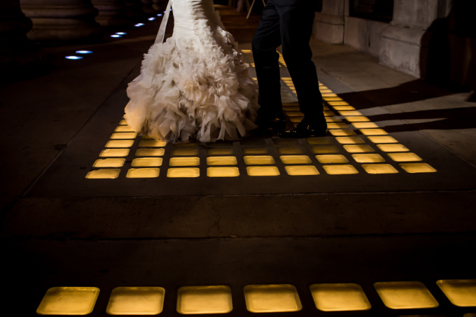 42. Union Station Wedding. Steve Koo Photography. Sweetchic Events. Flower Firm.
