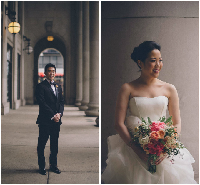 20. Rookery Wedding. This is Feeling Photography. Sweetchic Events. Civic Opera. Classic Bride.