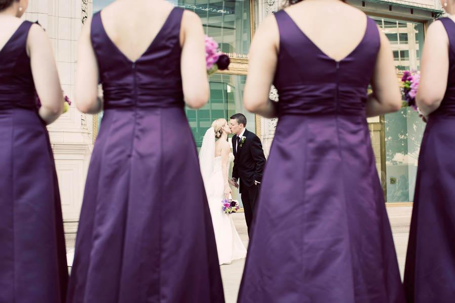 21. Alicia & Kris. Newberry Library Wedding. iLuvPhoto. Sweetchic Events.