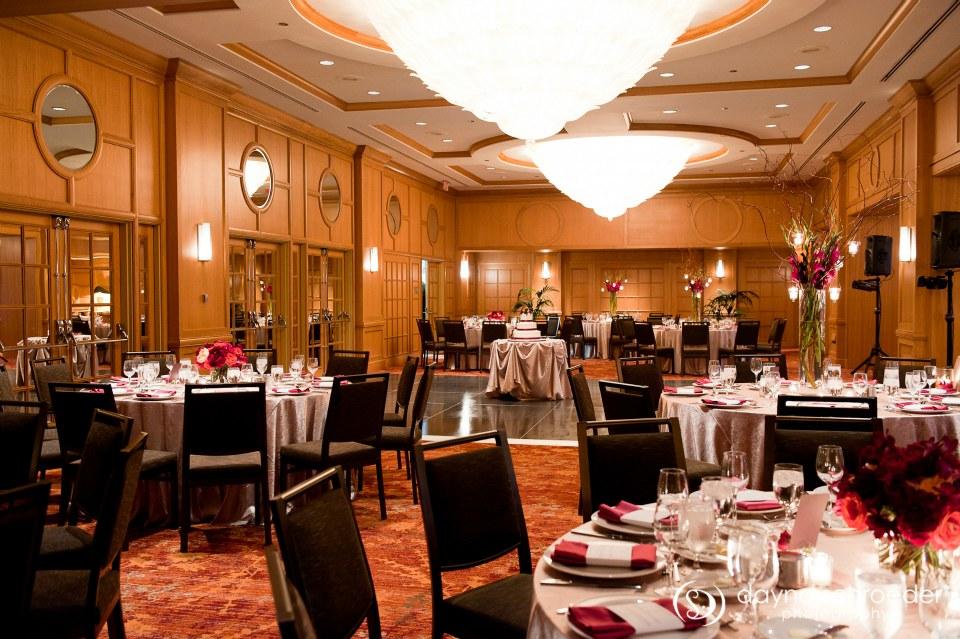 32 Westin River North chicago wedding sweetchic events dayna schroeder ballroom shot