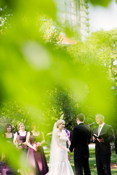 32. Alicia & Kris. Newberry Library Wedding. iLuvPhoto. Sweetchic Events. Ceremony