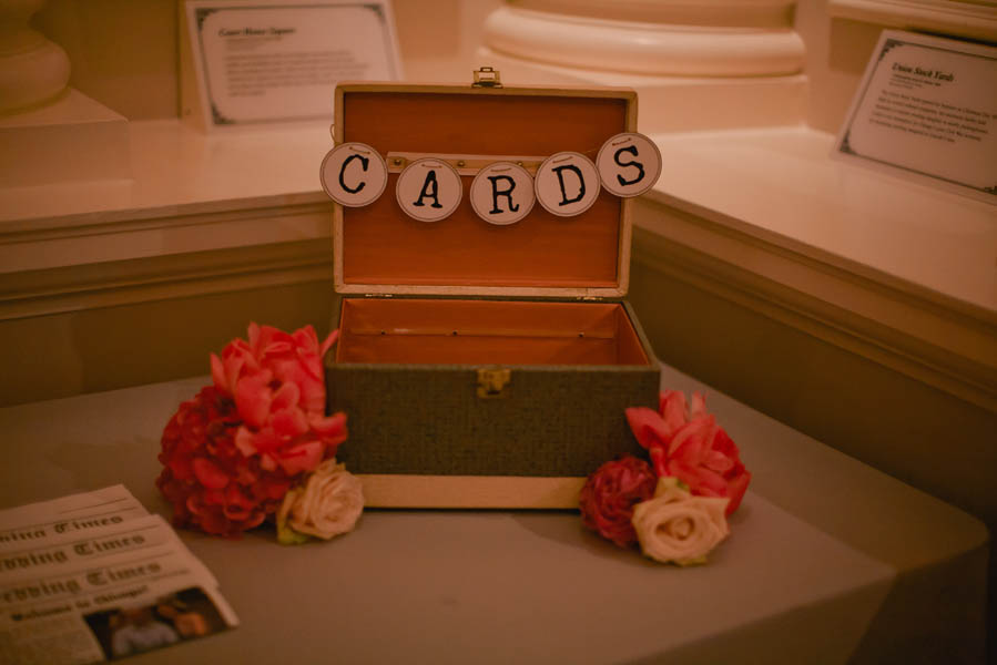 55. Park. Kapsimalis.  Chicago History Museum. Tim Tab Photography. Sweetchic Events. Card box.