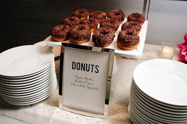 82. Suisui.David.Waldorf Astoria. Pen Carlson Photography. Sweetchic Events. Desserts Table. Donuts.