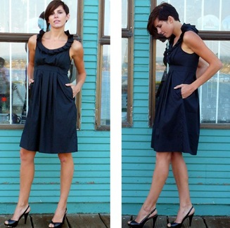 Amanda Archer Navy Blue  Bridesmaids dresses