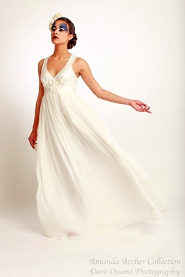 Amanda Archer Wedding Dress Chicago Fashion Designer