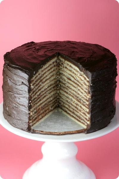 Bakerella 12 layer cake