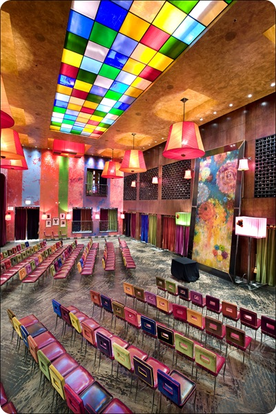 Carnivale Chicago meeting set up -  Kardas Photography