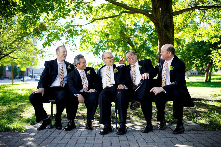 Chicago History Museum. Steve Koo Photography. Sweetchic Events. The Bride. The Groomsmen