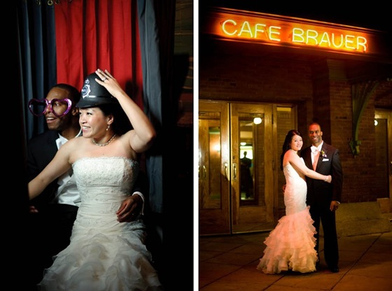 Chin Stephen Cafe Brauer Chicago wedding Sweetchic Events Yazy Jo