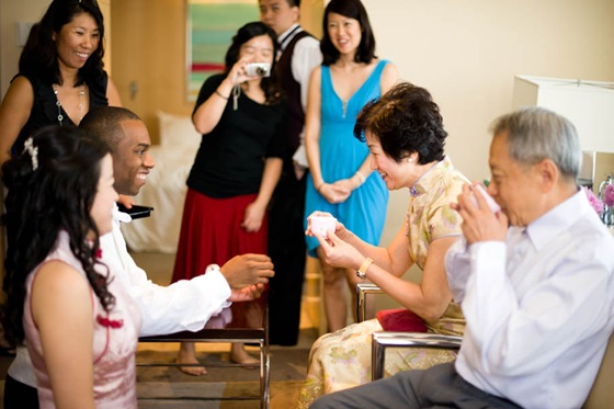 Chinese Tea Ceremony Wedding  2 Sweetchic Events YazyJo Photo