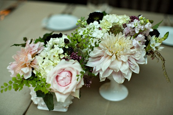 Thorsen Photography ; Florals by  Petal Play Design