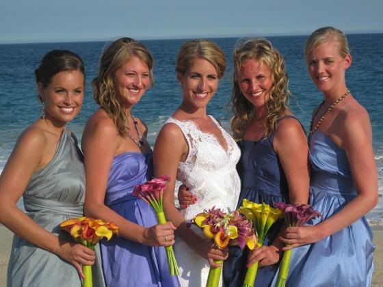 Elise Bergman Bridesmaids 1